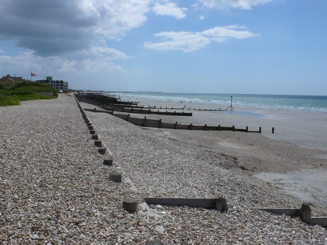 Sea Front at East Wittering