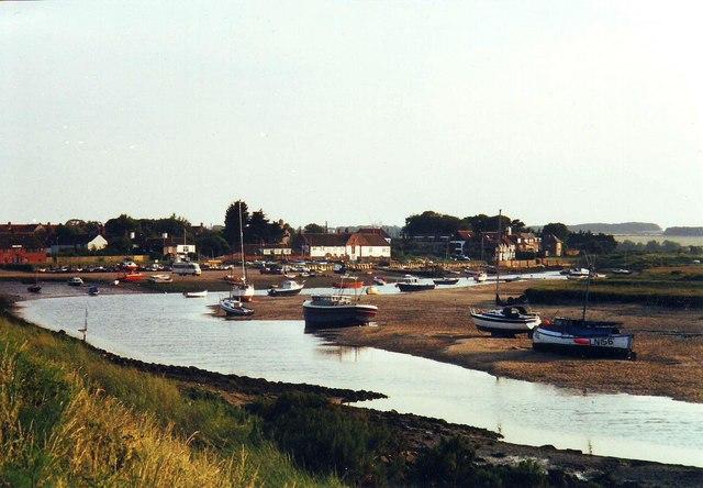 The New Cut, Blakeney, Norfolk