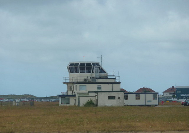 Air traffic control tower, Blackpool Airport