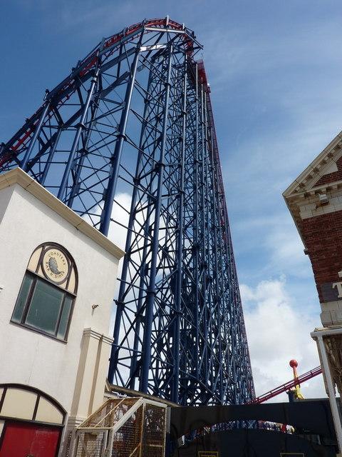 The Big One, Blackpool Pleasure Beach