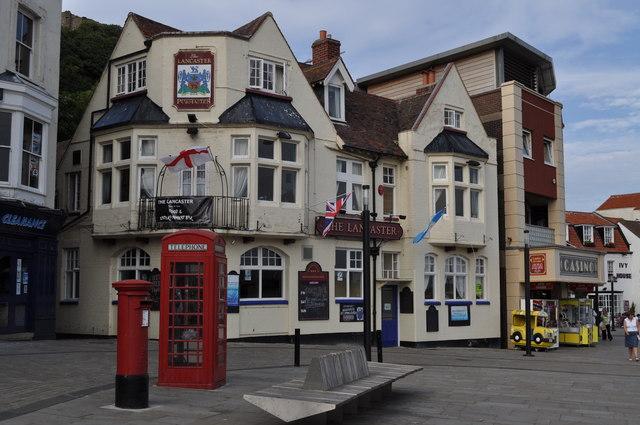 The Lancaster pub, Scarborough