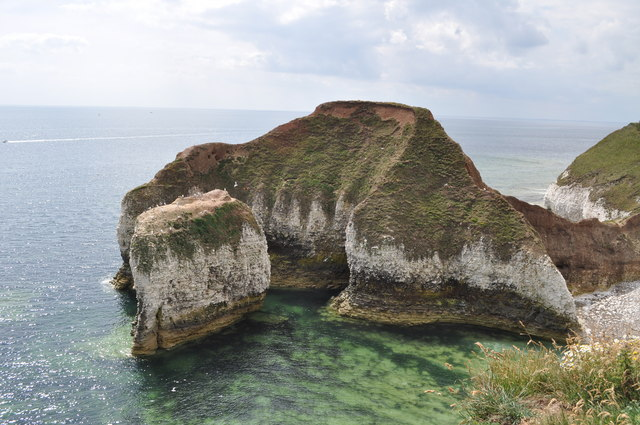 Rock stack, Flamborough Head