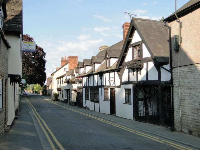 The Old House, Duke Street, Kington