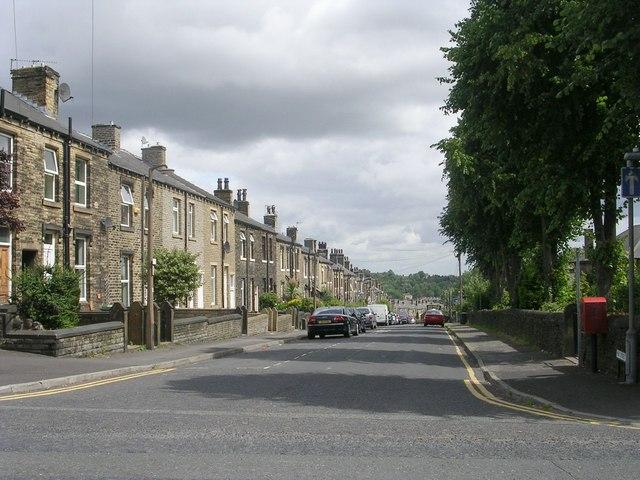 May Street - Park Road