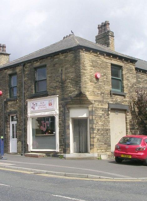 JJ's Sandwich Bar - Park Road