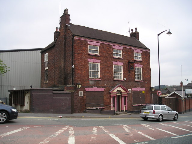 The Duke of Bridgewater Pub, Longport, Stoke on Trent