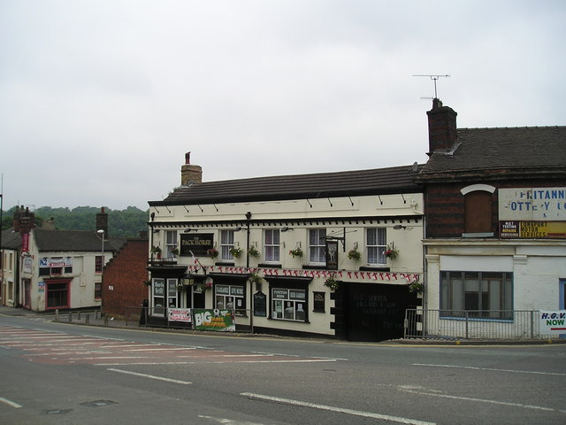 The Pack Horse Inn Pub, Longport, Stoke on Trent