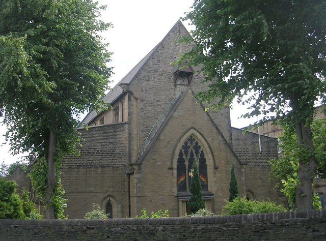 St Barnabas Church - May Street