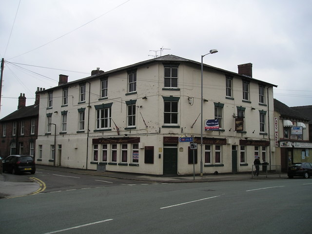 The Harecastle Hotel Pub, Kidsgrove, Stoke on Trent
