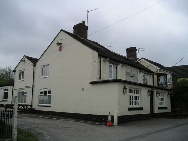 The Blue Bell Pub, Kidsgrove, Stoke on Trent
