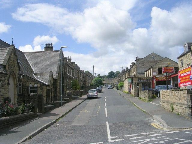 College Street - Park Road