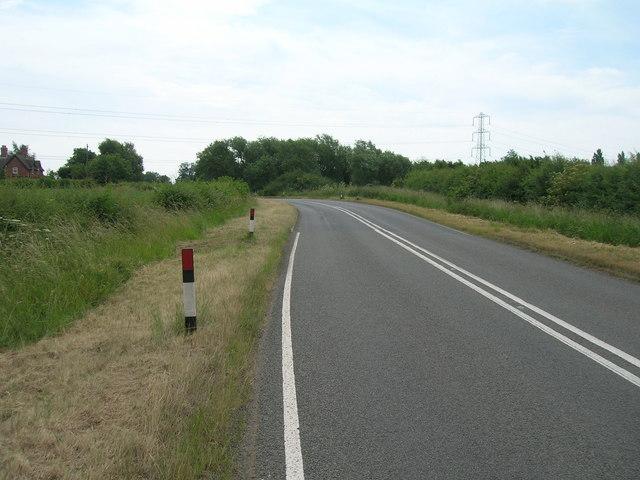 Stragglethorpe Road