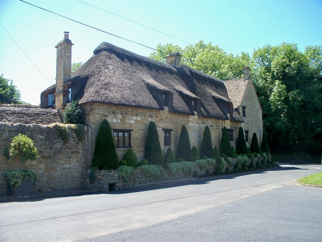 Thatch in Broad Campden