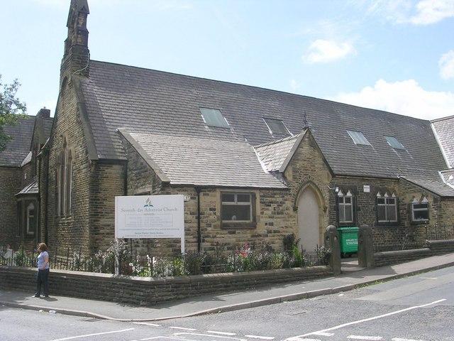Seventh Day Adventist Church - Park Road