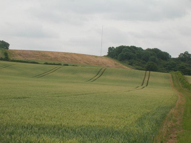 Notts farmland