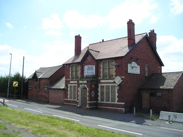 The Kinderton Arms Pub, Middlewich