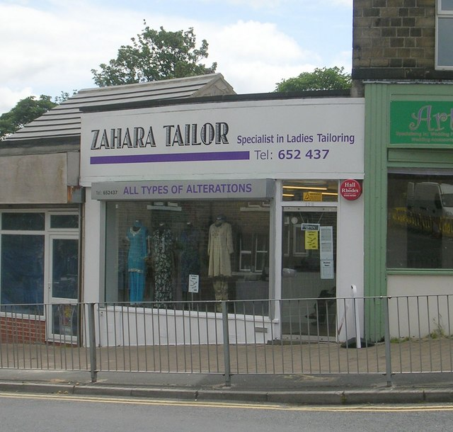 Zahara Tailor - Blackmoorfoot Road