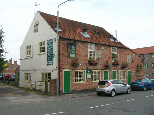 The Horse and Plough, Bingham