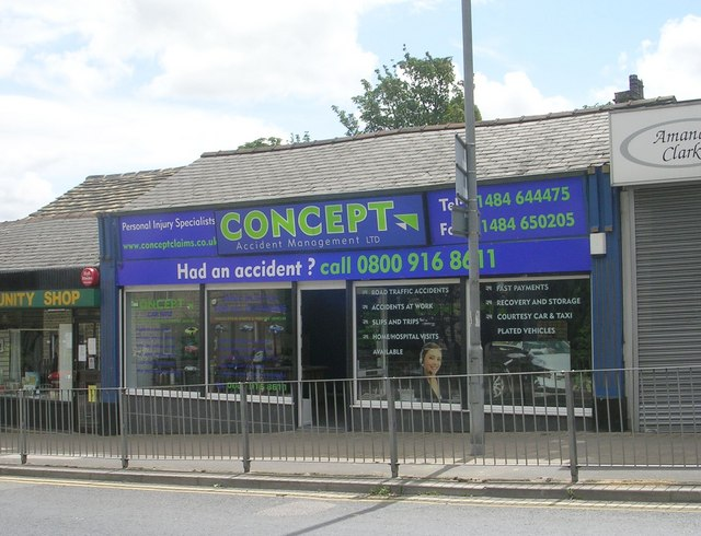 Concept Accident Management - Blackmoorfoot Road