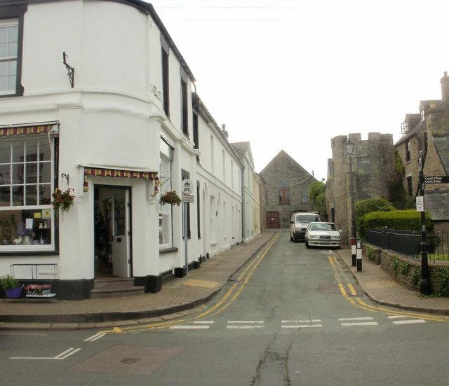 Tower Street, Crickhowell