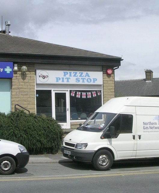 Pizza Pit Stop - Blackmoorfoot Road