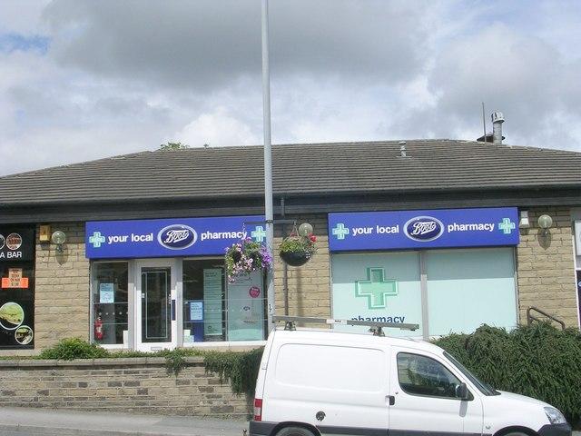 Boots pharmacy - Blackmoorfoot Road