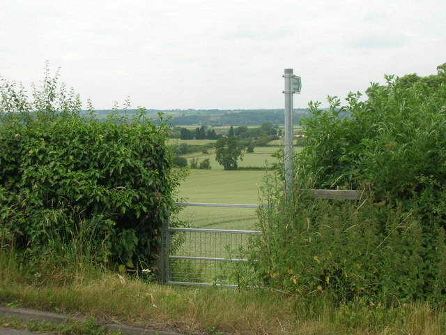 Footpath to Shelford
