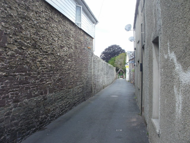 Church  Lane, Crickhowell