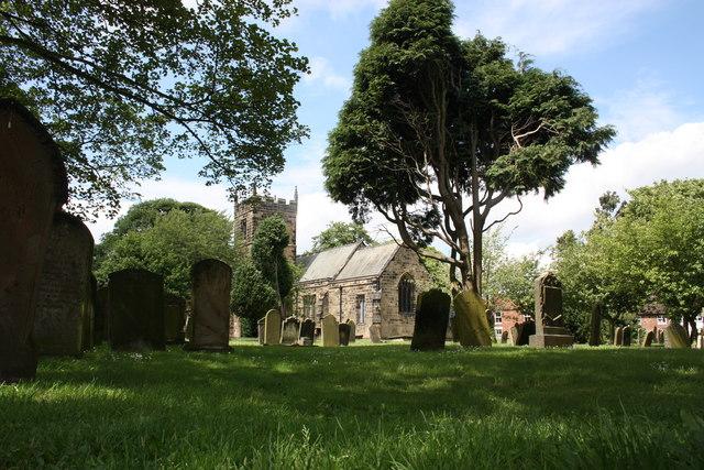 St Thomas' Church, Brompton