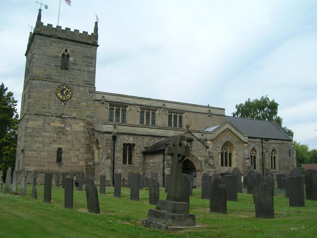 Church of St Peter, East Bridgford