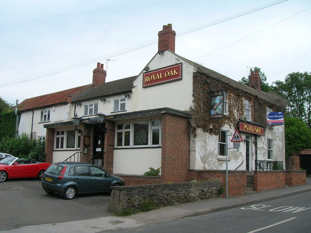 The Royal Oak, East Bridgford