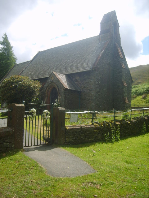 St. Peter's Martindale