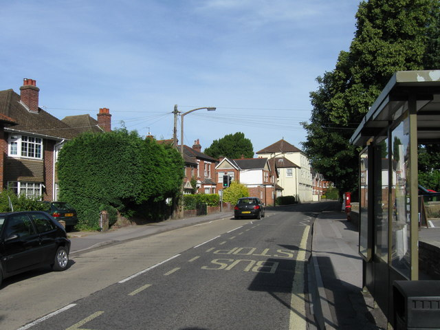 Highfield Lane, A3035, Highfield