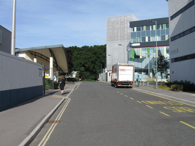 Salisbury Road, Southampton University