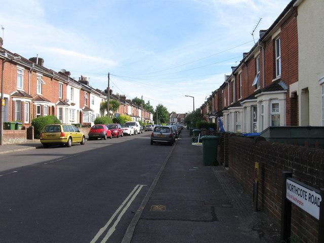 Northcote Road, Southampton