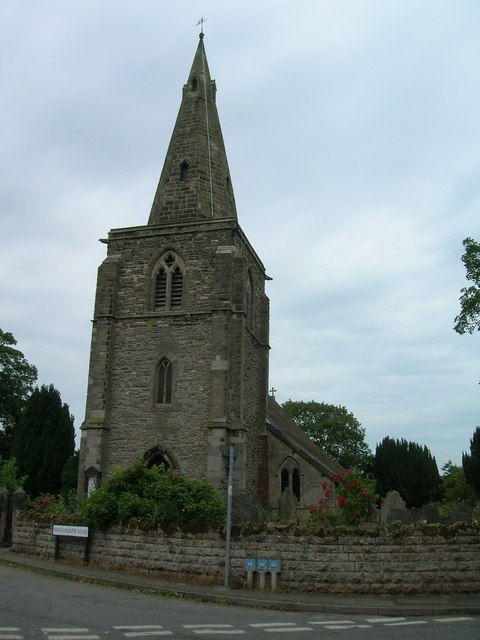 St.John of Beverley's church, Scarrington