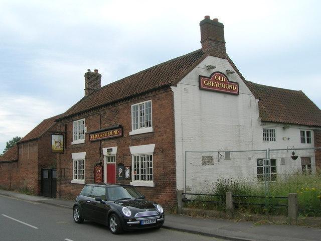 The Old Greyhound, Aslockton