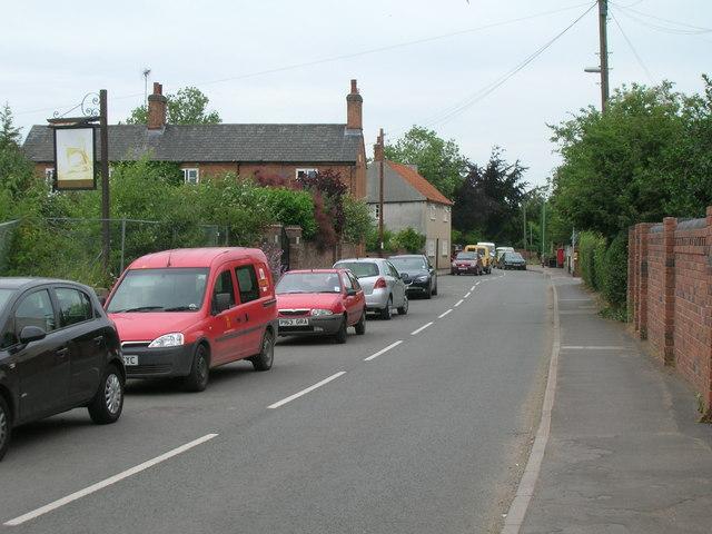 Main Street, Aslockton