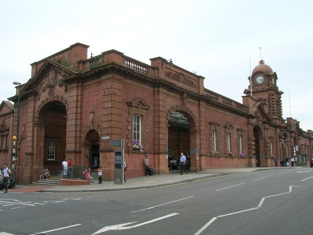 Nottingham Midland Railway station