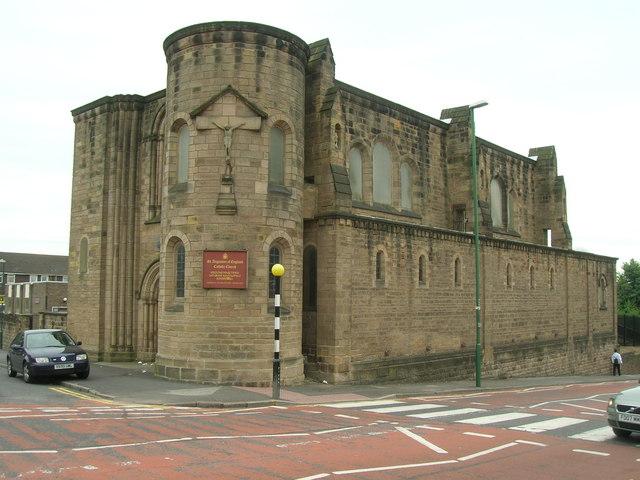 St Augustine of England Catholic church