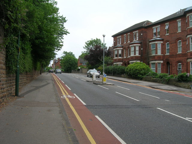 Woodborough Road, Nottingham