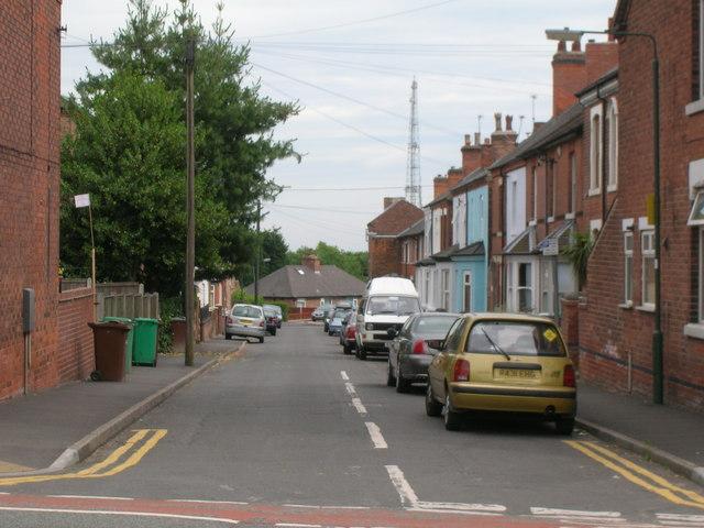 Corby Road, Nottingham
