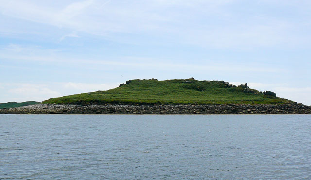 Great Ganinick, one of the Eastern Isles, Scilly
