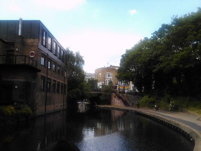 Royal College Street bridge