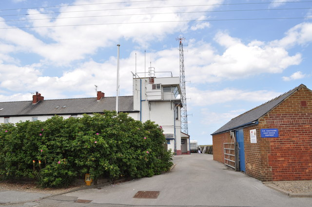 HM Coastguard station, Flamborough