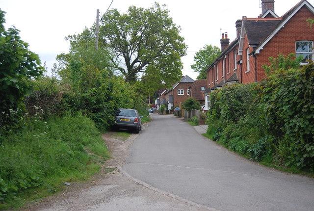 Houses on Bonfire Lane