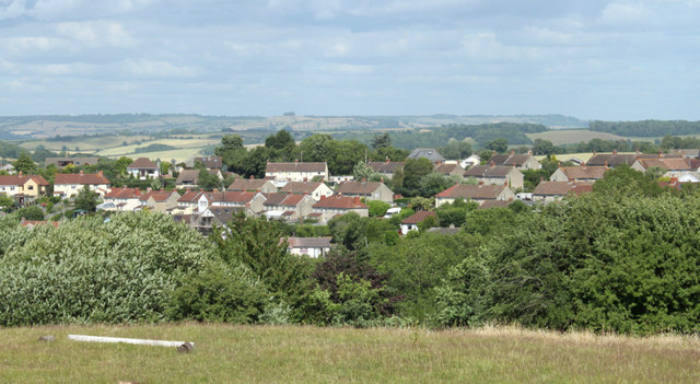 2010 : East from Wick Lane, Pensford