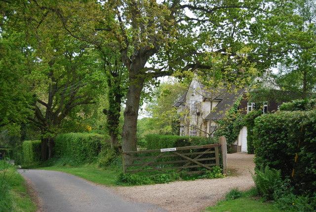 Orchard House, Wyatt's Lane