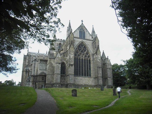 Ripon Cathedral (The East End)