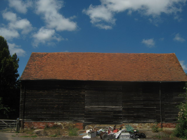 The Priors Barn